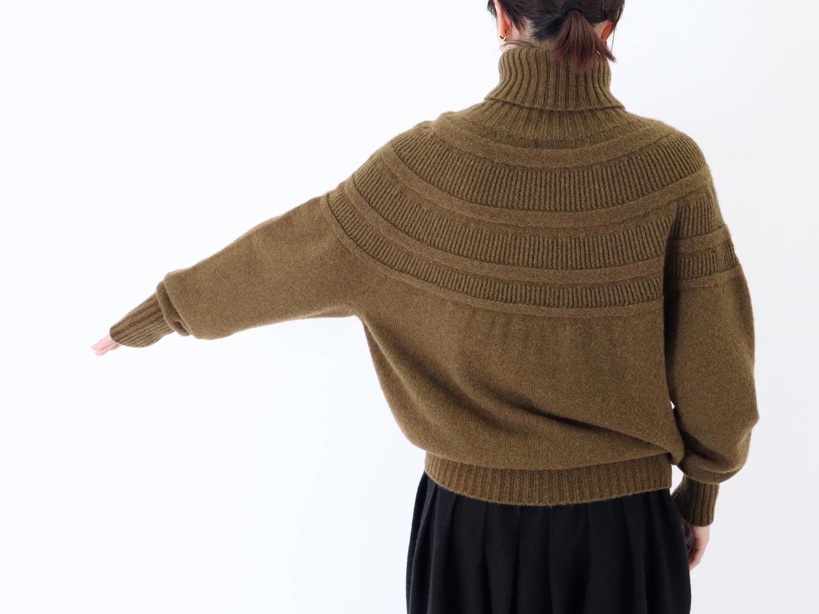 日本奶奶家 蒙古高原氂牛上衣 三色 size